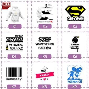 Bluza Walentynki Prezent Dla Przyjaciela M35 Sklep Reklamowy